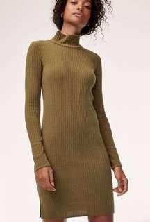 Mariel Dress in Grey Size XXS