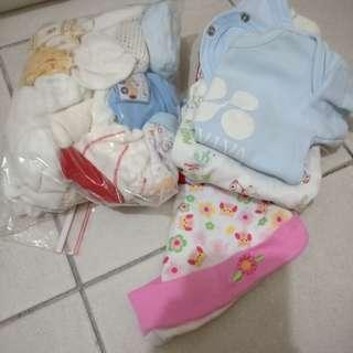 #Blessing 0-6mo Baby Clothes