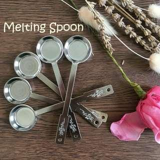 Wax Melting spoon (suitable for wax seal stamping) 火漆融蜡勺