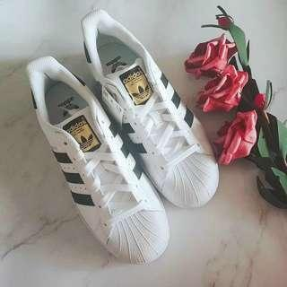 Adidas Superstar (GS) shoes size:37.3和38.7