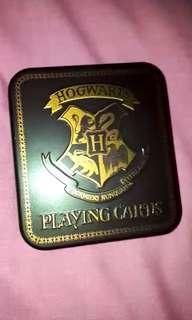 paladone harry potter hogwarts playing card brand new baru gres