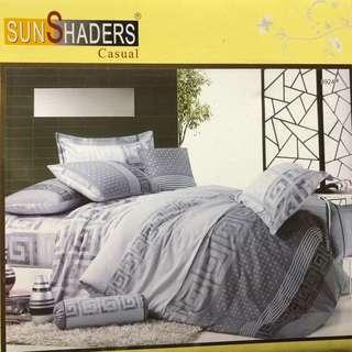 SINGLE sized 3 in 1 Bedsheet Set