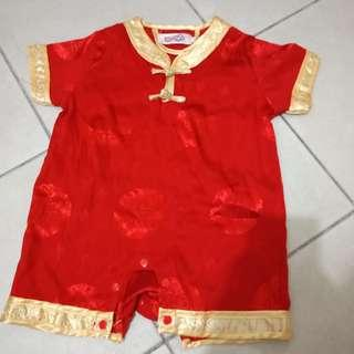 #Blessing CNY Outfit