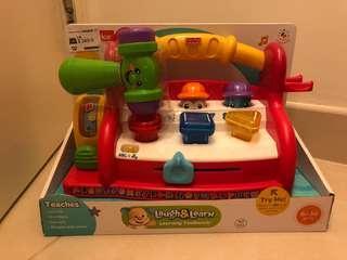 全新FisherPrice玩具