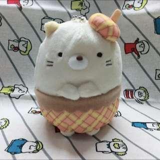🇯🇵日本直送 角落生物 貓咪 娃娃 吊飾 全新