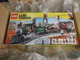 Lego 79111 train 二手