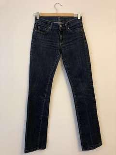 7 FOR ALL MANKIND CLASSIC STRAIGHT LEG