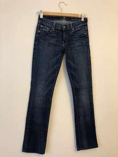 7 FOR ALL MANKIND STRAIGHT LEG in EARHEART