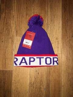 Mitchell & Ness Toronto Raptors Beanie
