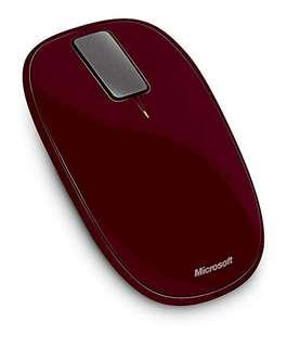 MicrosoftExplorer Touch Mouse Limited Edition (Red)