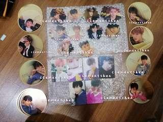 [WTT/WTS] Wanna One IPU Mirror Card, Tazo, Photocard
