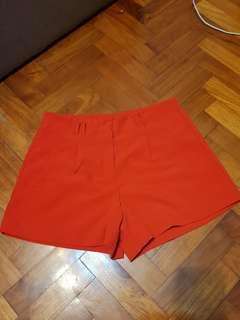 BN Forever 21 High Waisted Shorts