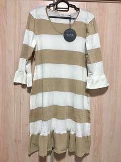 Tokichoi/ Kodz stripe dress- BNWT