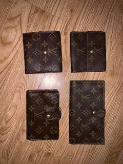 Aunthentic Lv wallet (preloved)
