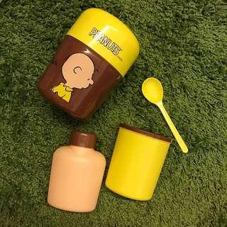 Limited edition 7-Eleven Charlie Brown Conflex Set