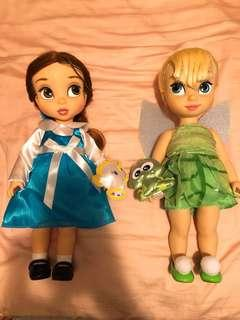 Belle and Tinker bell Animator