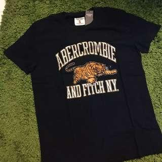 Abercrombie & Fitch men's t-Shirt with tiger print