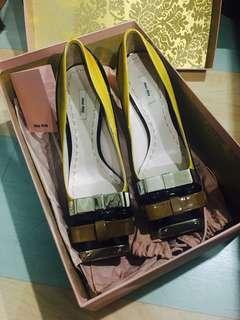 MIU MIU - shoes (heels) NEW
