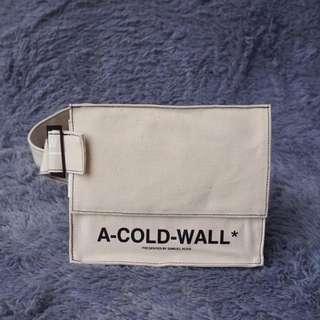 A-COLD-WALL ACW waist bag not supreme gucci nike
