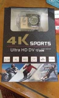 Action Camera 4k wifi