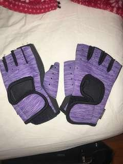 Active workout gloves