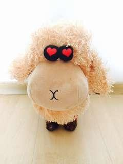 Sweetheart softtoy