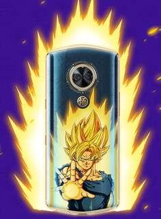 Brand new limited edition dragonball dragon ball meitu T9 mobile phone for sale!
