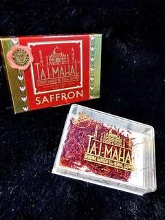Saffron Taj - Mahal