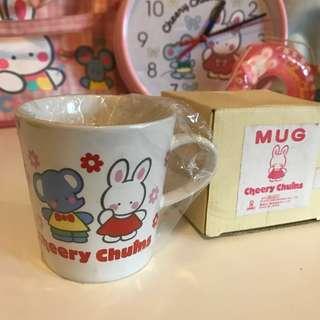 Cheery chums 有耳陶瓷杯