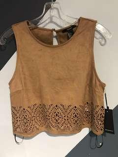 Forever 21 - Brand new with tag - crop top - Small