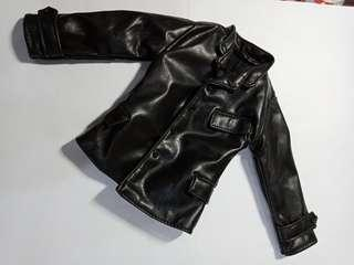 Leather Jacket1/6 hottoys phicen