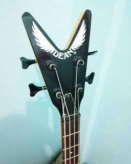 DEAN Z Metal Man Bass Guitar