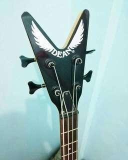 DEAN Z Metal Man Edition Bass Guitar