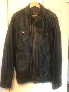 Men's XL Danier genuine leather jacket