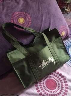 Stussy Bag Army Appendix Japan Magazine Original
