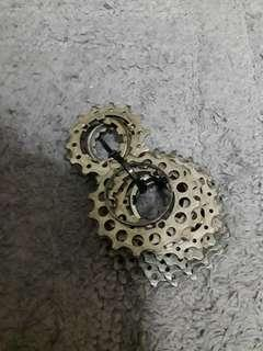DURA-ACE COGSET 10 SPEED