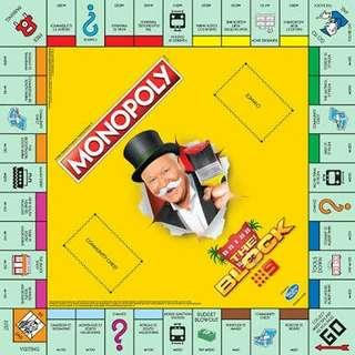 The Block Special Edition Monopoly