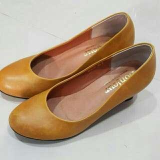 🚚 Bonjour 靜音5.5cm高跟鞋 High Heel Shoes