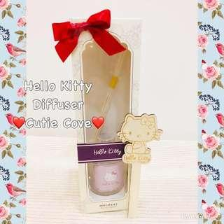 *IN STOCK IN SG* Hello Kitty Diffuser Set