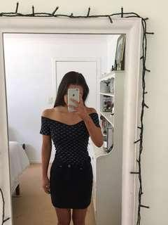 Navy Glassons top