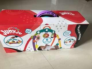 Junyju fold and go playgym