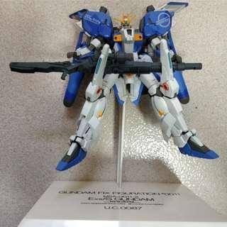 Gundam Fix 011 EX-S 可变回S Gundam