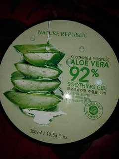 Nature Republic Aloe vera shoothing gel