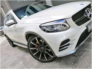MERCEDES BENZ GLC250 4MATIC AUTO