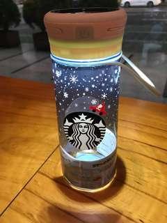Starbucks Korea 2018 LED Waterbottle 600ml