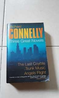 Three Great Novels - MICHAEL CONNELLY