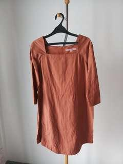 Never been used linen dress