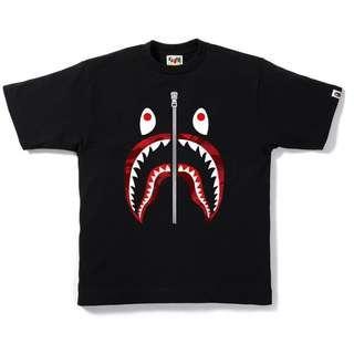 Bape Camo Shark Top
