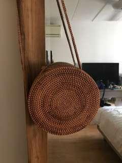 Rustic Handmade Bag