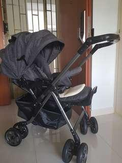 Capella Adonis Stroller S-705T (still in warranty) (price negotiable)